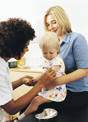 MMR Immunizations Not Linked to Autism