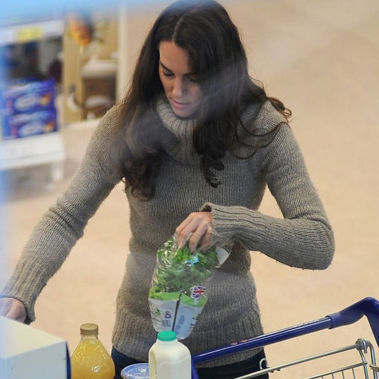 Kate Middleton Shops For Groceries in Wales Pictures