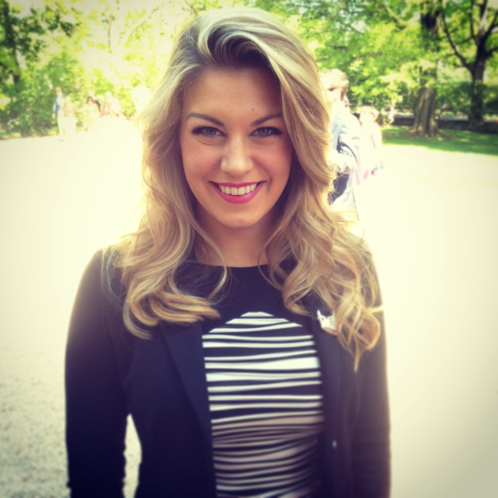 Miss America Mallory Hytes Hagan smiled for the cameras at Saturday's brunch.