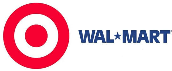 Target and Wal-Mart Toy Sales
