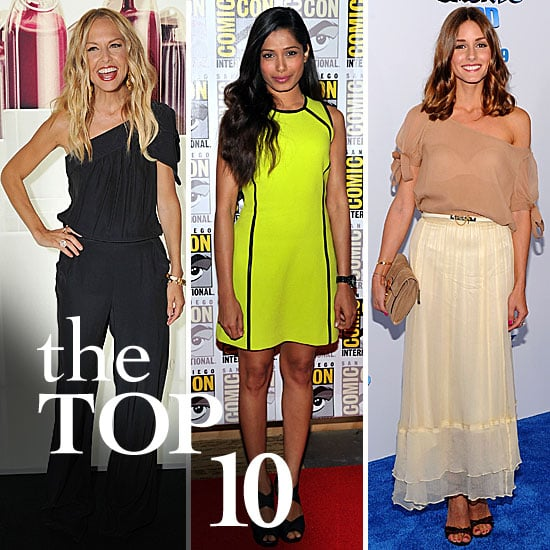 Best Celebrity Style Pictures: Red Carpet and Street Style Looks 2011-07-29 12:30:47