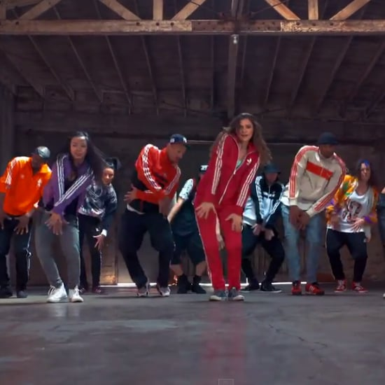 Alyson Stoner's Missy Elliott Tribute Dance Video