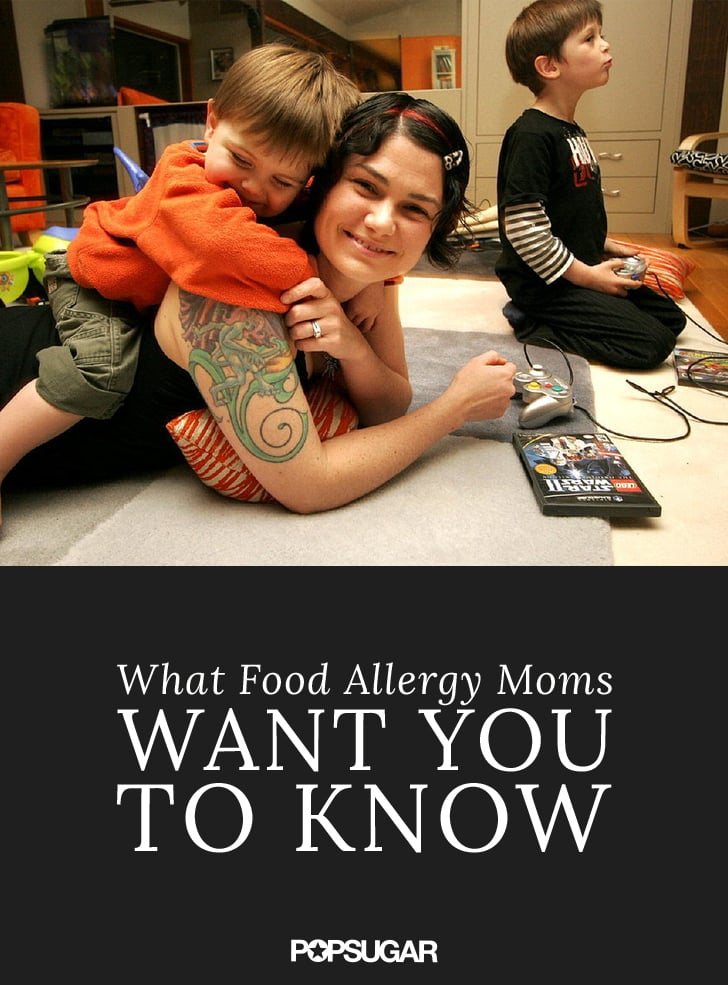 12 Things I Wish Non-Food-Allergy Moms Understood