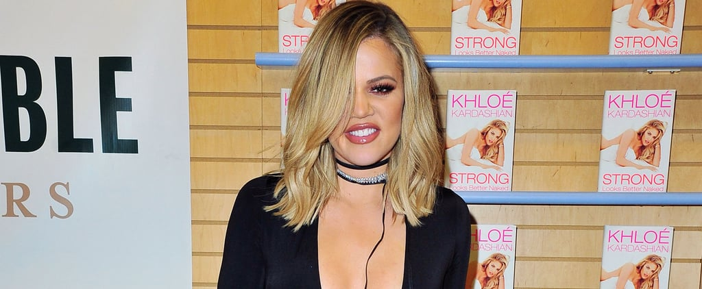 Khloé Kardashian Just Keeps the Sexy Appearances Coming