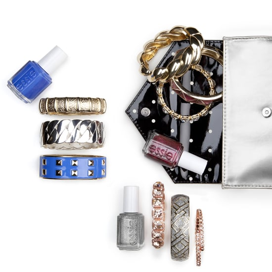 Essie and BaubleBar.com Collection | Holiday 2012