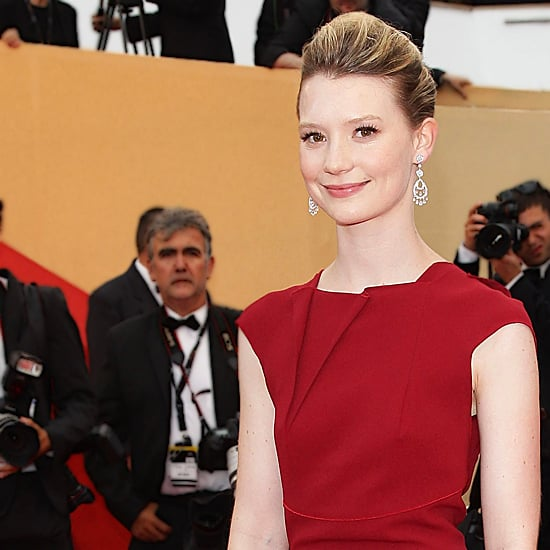 We're Obsessed: Mia Wasikowska's Quirky Yet Ladylike Style