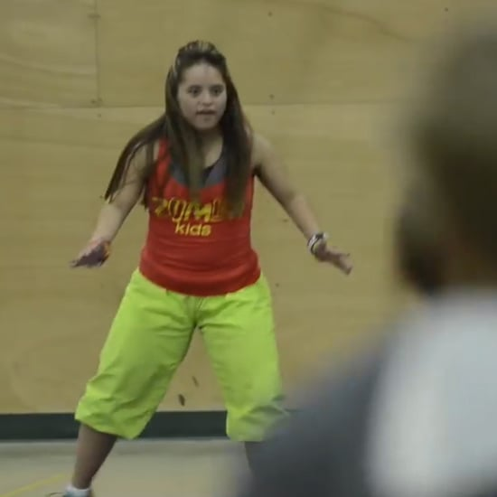 Woman With Down Syndrome Becomes Zumba Teacher (Video)
