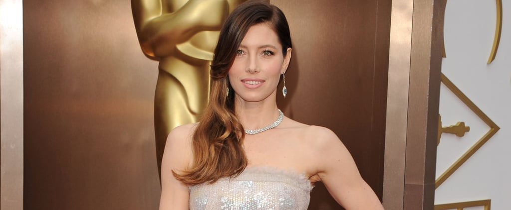 Our Minds Are Running Wild With Thoughts of Jessica Biel's Maternity Style