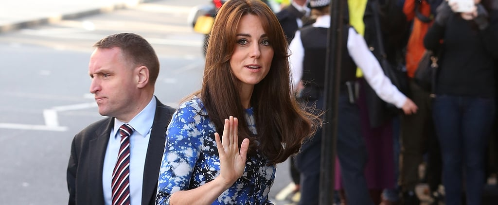 Kate Middleton's Space Dress Is Unexpected but Completely Brilliant