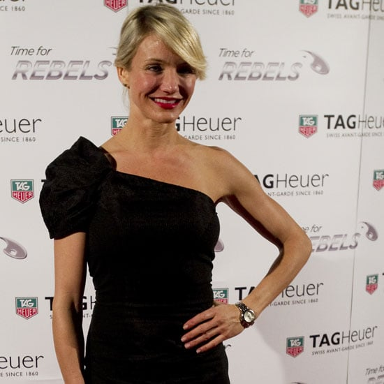 Cameron Diaz Pictures at Tag Heuer Event