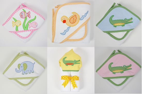 Lil Find:  3 Marthas Hooded Towels