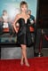 At the premiere of That Awkward Moment, a plunging, strapless black dress and contrasting shoes made sure Imogen stood out amongst her male costars.