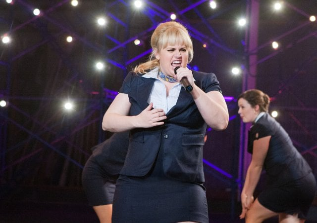 A Barden Bella From Pitch Perfect