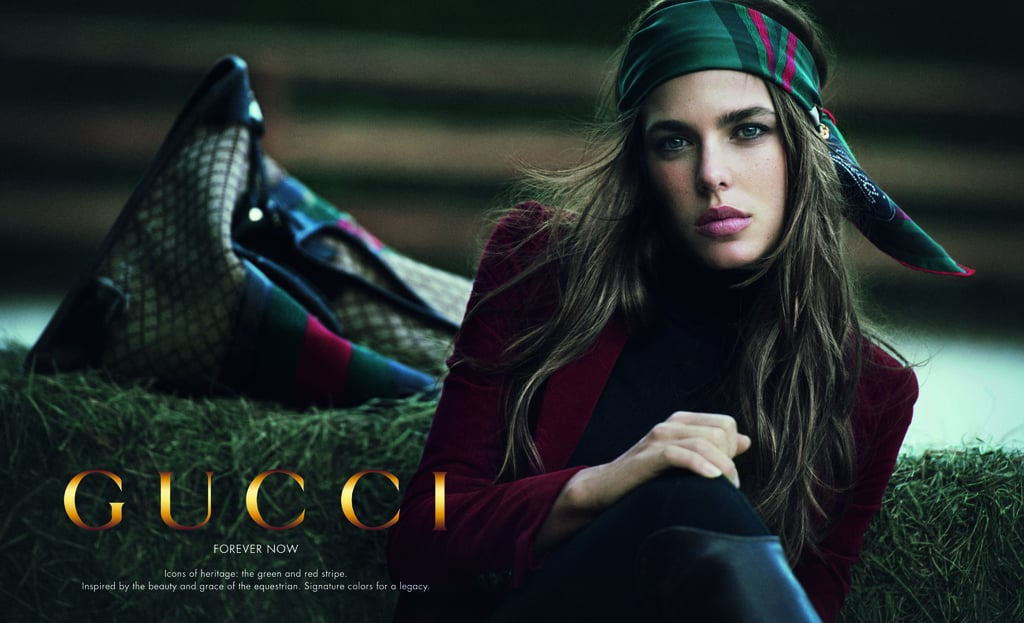 Gucci Forever Now Spring 2012 Ad Campaign