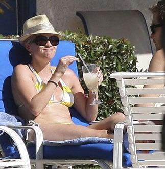 Reese in a Bikini