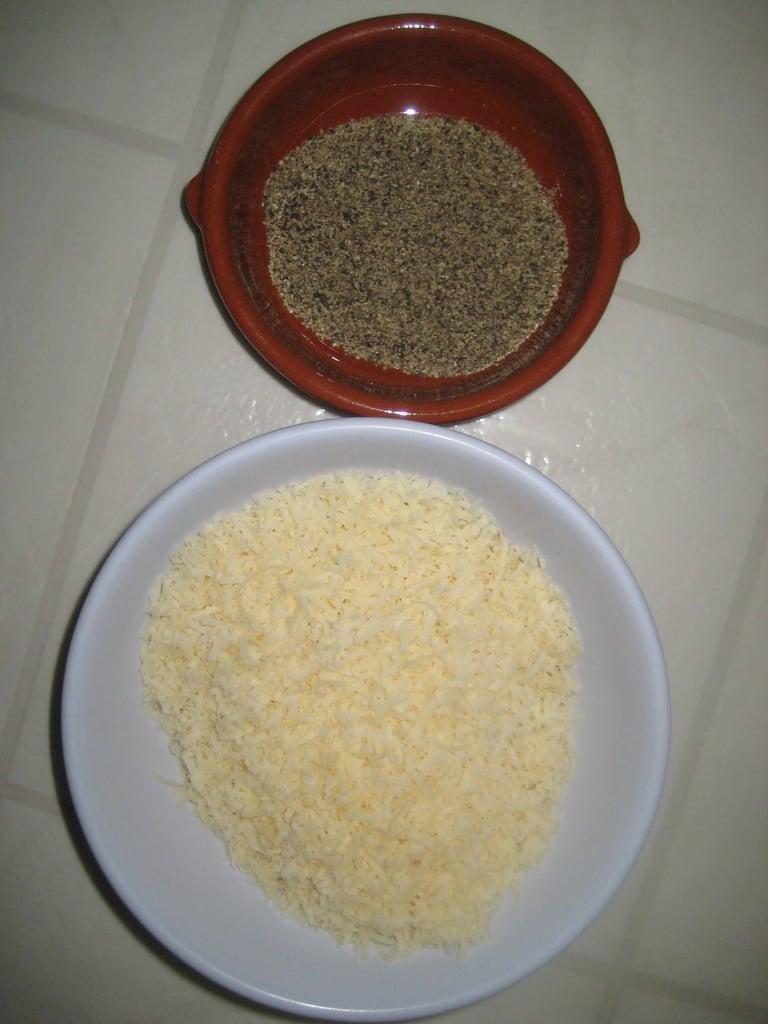 Parmesan Black Pepper Biscotti