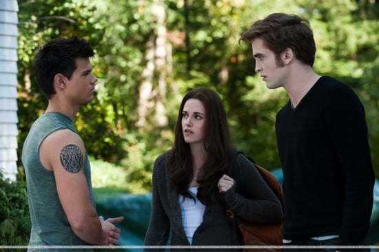 Twilight Saga:Eclipse Clip Shows Robert Pattinson Angry (VIDEO)