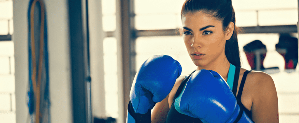 Shed the Unwanted Pounds and Build Your Arm Strength With This Boxing Circuit