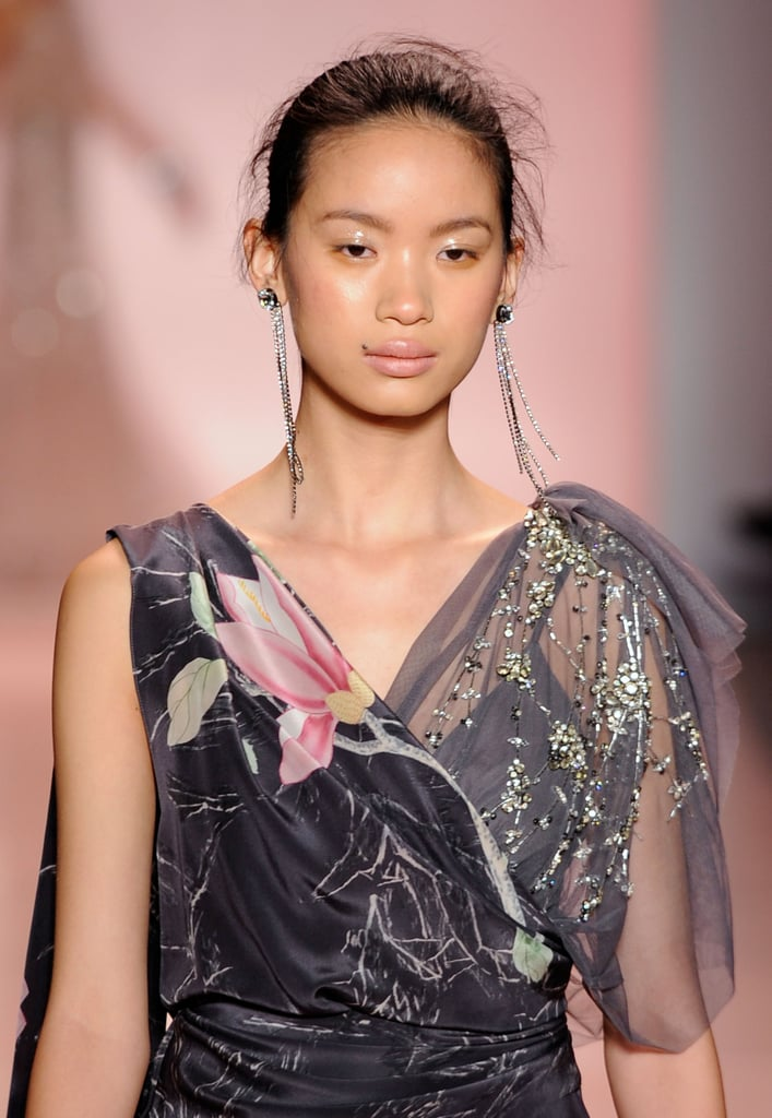 2011 Spring New York Fashion Week: Jenny Packham