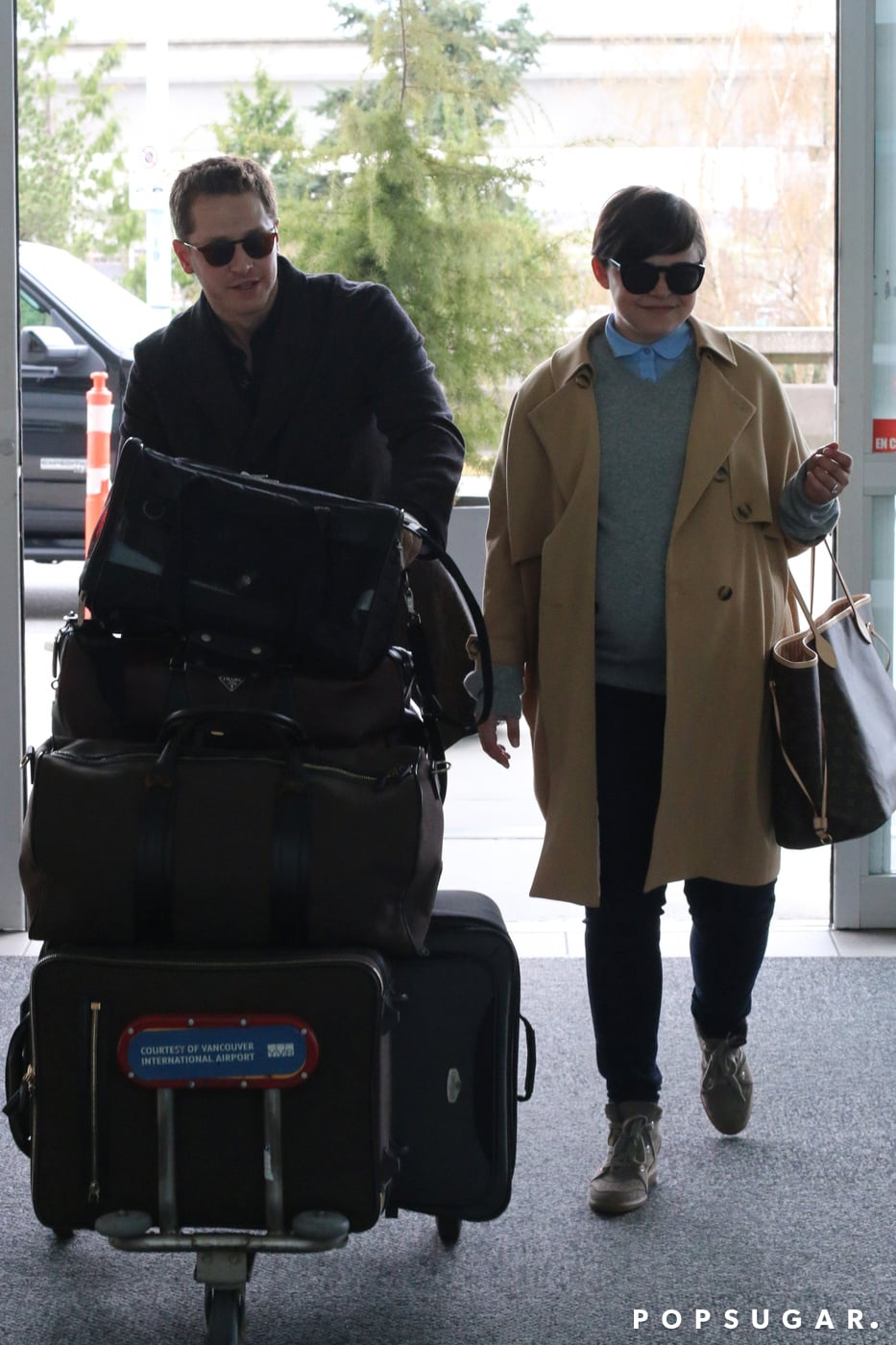 Pregnant Ginnifer Goodwin's Fiancé Is a Real-Life Prince Charming