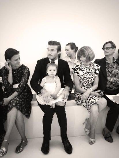David-Beckham-sat-front-row-his-daughter-Harper-were