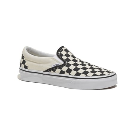We're all about Vans classic slip-ons ($47) — we promise, you'll wear them with everything.