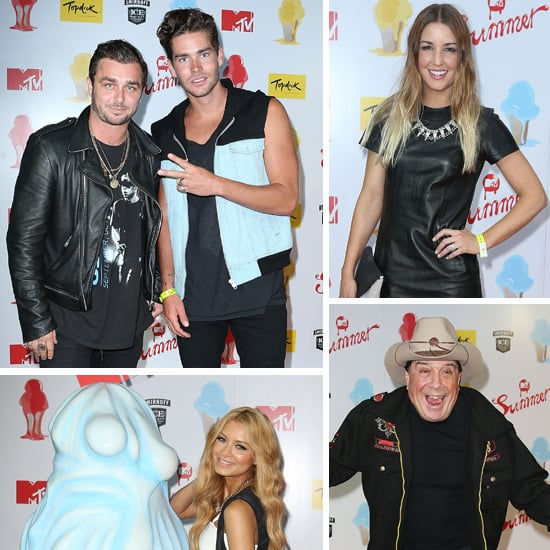 2012 MTV Summer Party Brings Out Local Models & Musos