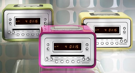 The Sonoro Cubo Music Player