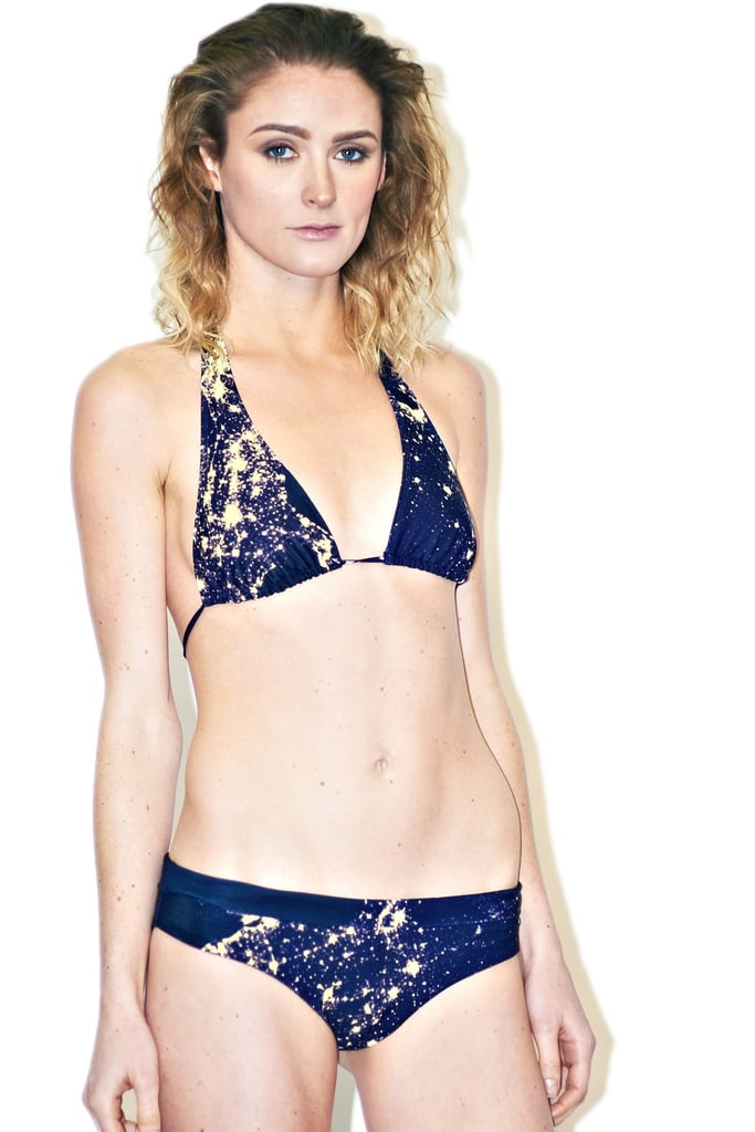 Night Lights Bikini ($49 each piece)