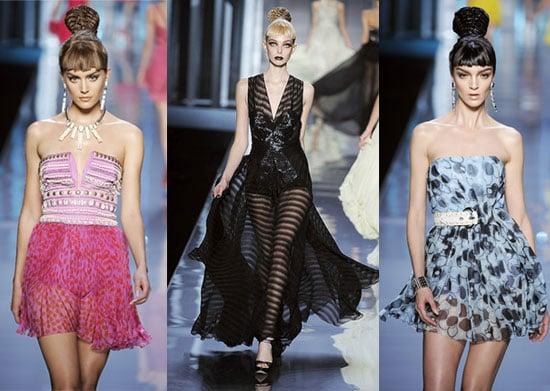 Paris Fashion Week, Spring 2009: Christian Dior