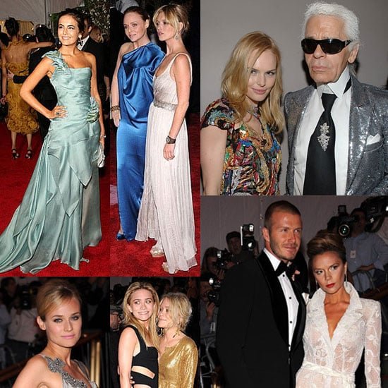 Celebrities, Designers, and Models' Dates For Met Costume Institute Gala Revealed