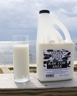 Raw Milk: Cool or Not?