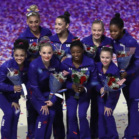 USA Women's Gymnastics Team Announced | 2016