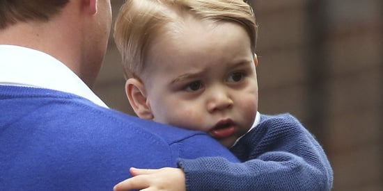 Apparently, Prince George Is Not A Royal Sleeper