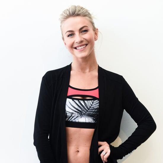 Julianne Hough Workout Tip