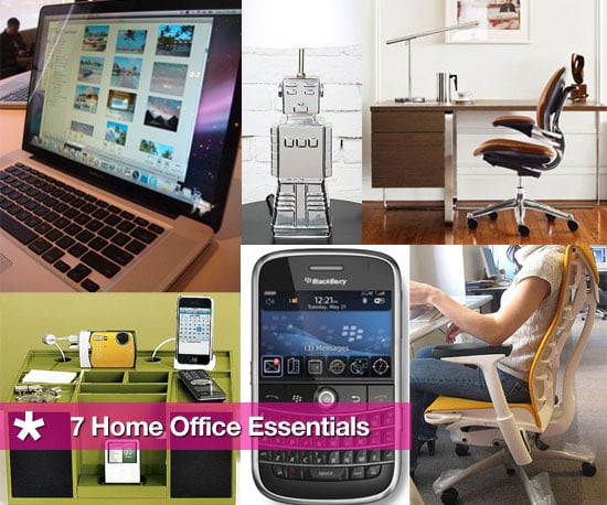 Seven Essentials For Your Home Office