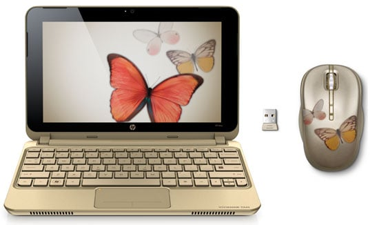HP's Vivienne Tam Butterfly Lovers Netbook Launches Mar. 19, Presale Starts Today
