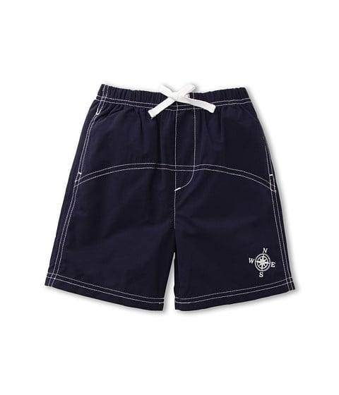For Babies and Little Boys: Le Top Anchors Aweigh Swim Trunks