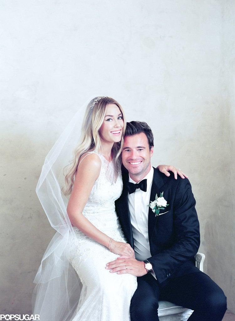 Lauren Conrad and William Tell