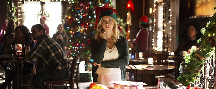 Even The Vampire Diaries Is Getting Into the Holiday Spirit! Check Out the Pictures
