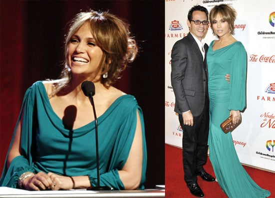 Photos of Jennifer Lopez, Marc Anthony at the Noche de Ninos Gala Benefit