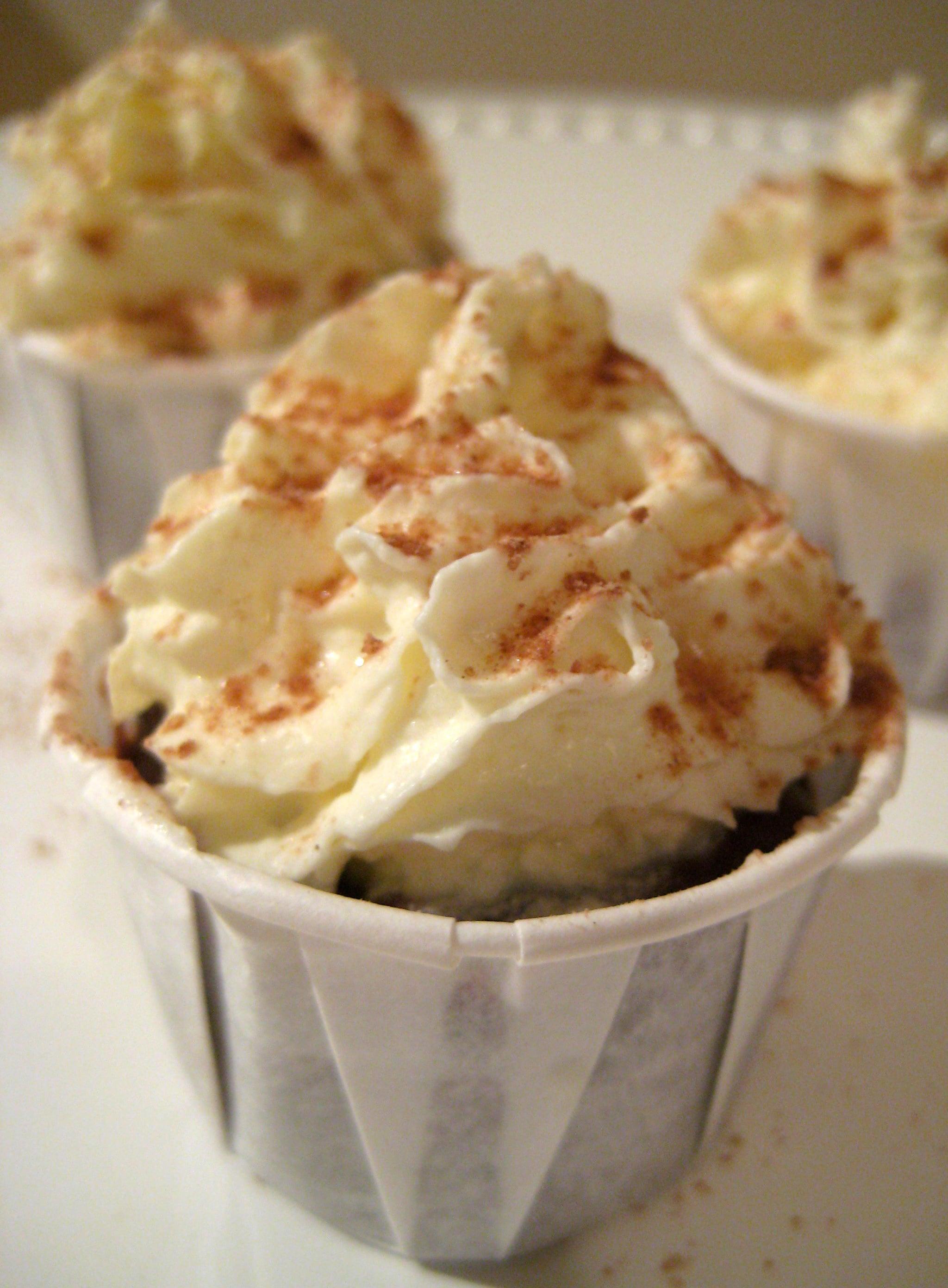 Pretty Pudding Cups