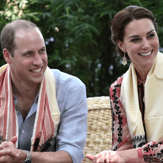 The Duke and Duchess of Cambridge Miss Their Kids in India