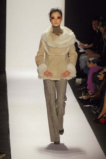 New York Fashion Week, Fall 2007:  Badgley Mischka