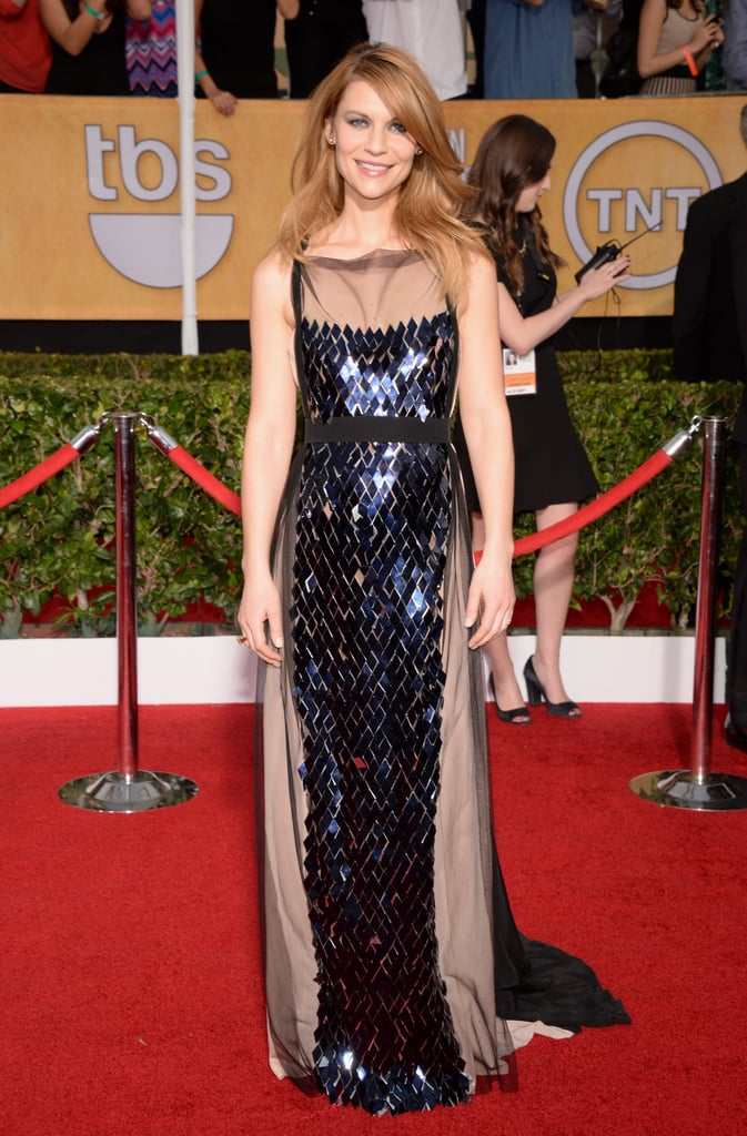 Claire Danes at the SAG Awards 2014