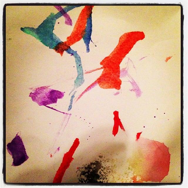 Create Art For Grandparents