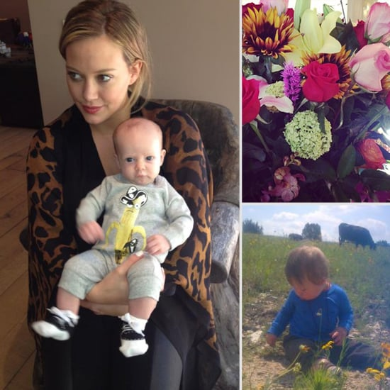 See How Celeb Moms Spent Their Mother's Day