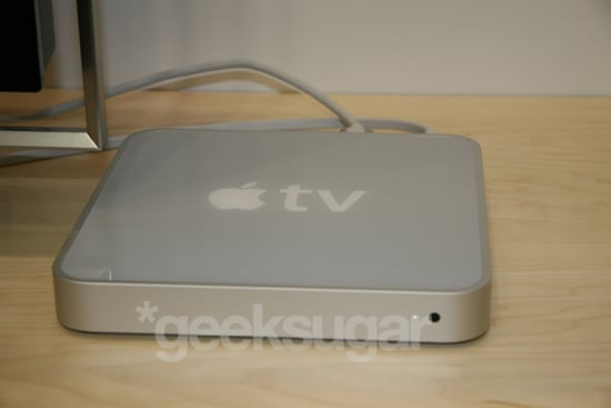 Apple TV Is Running 'A Few Weeks Late'