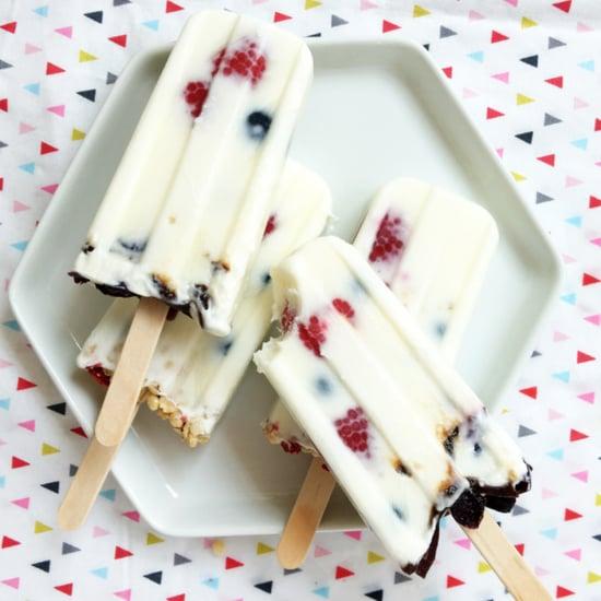 Greek Yogurt Popsicle Recipe