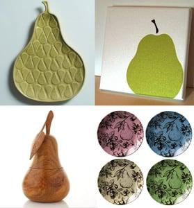 Trend Alert: Pears